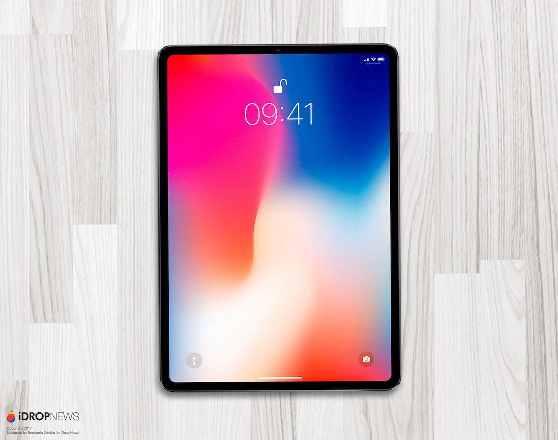Ipad 2018 And New Ipad Pro All The Rumors On Specs Price