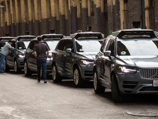 A software problem likely led to deadly Uber accident in March ...