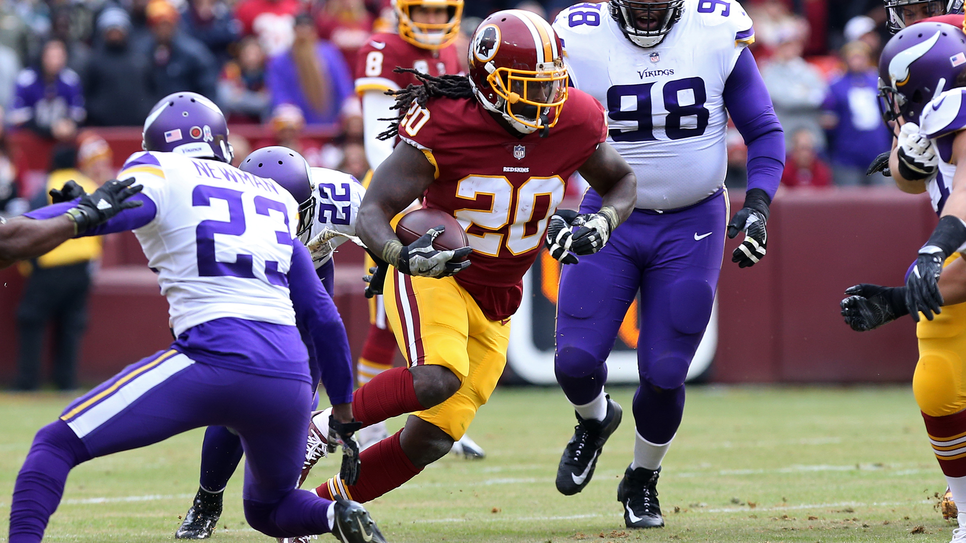 Fantasy football redskins options post derrius guice injury dans talking about fake football ramifications from a aloadofball Image collections